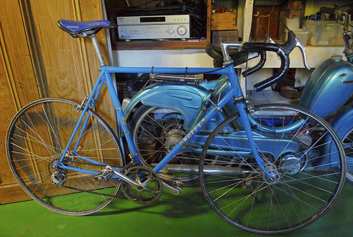 Hoffy bicycle Sandgate Brisbane Queensland