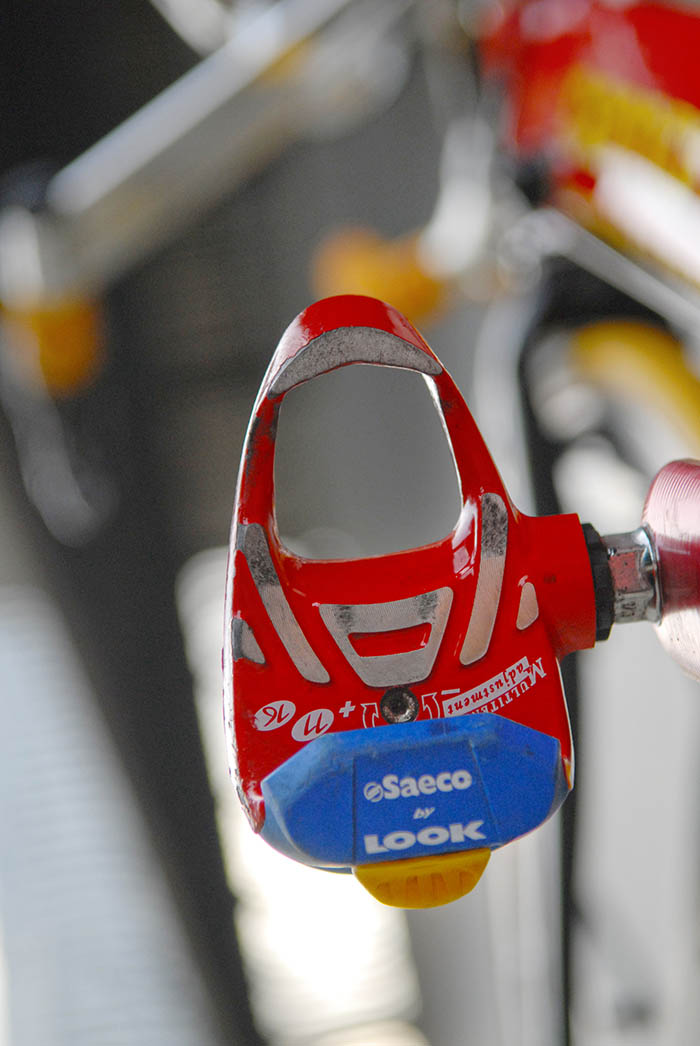 Saeco by Look pedals PP396