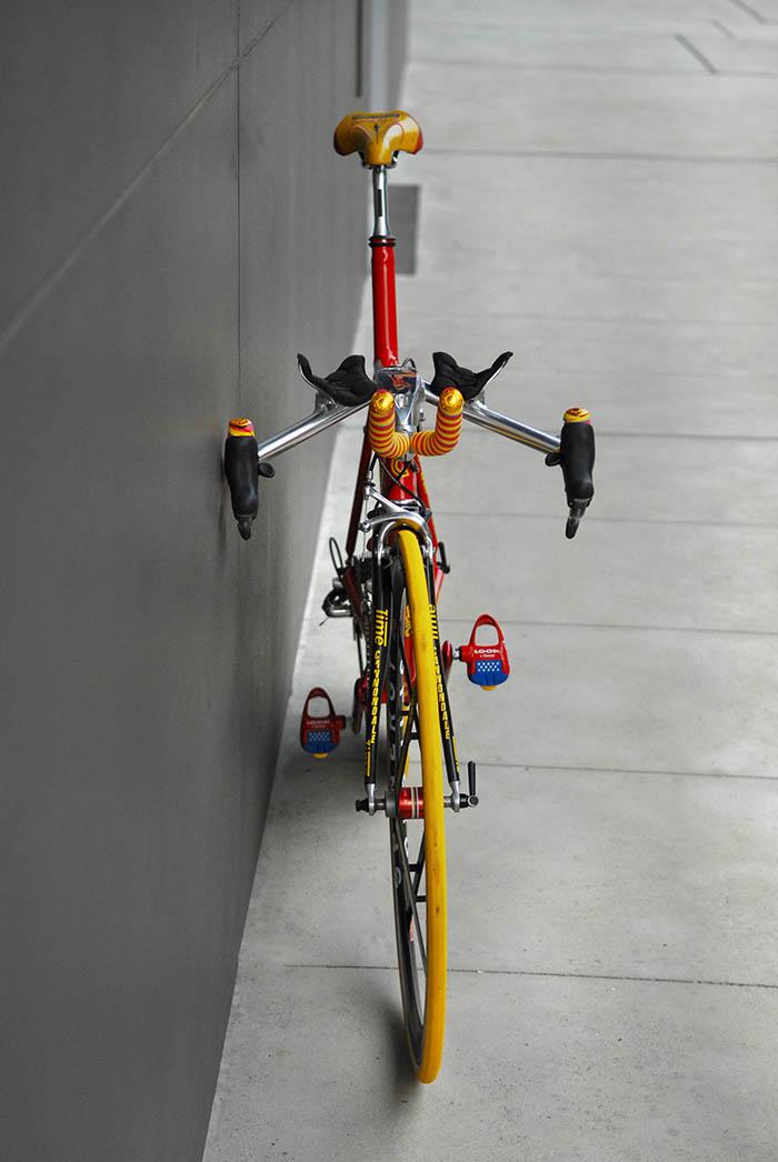 Mario Cipollini Time Trial Bike