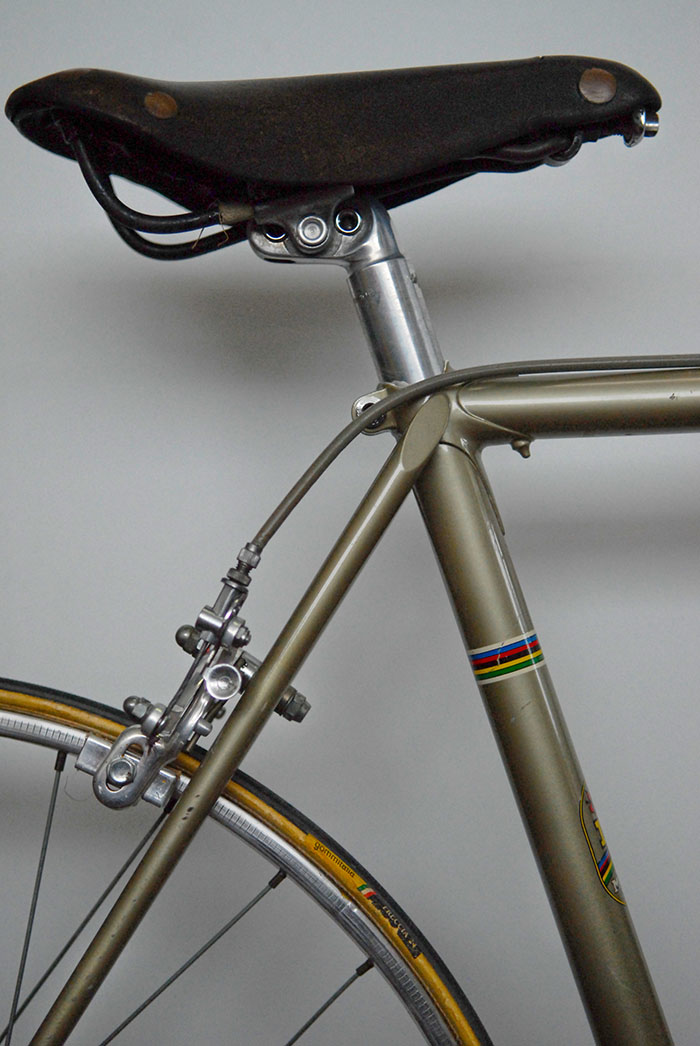 "Masi Milano, 24"" Junior bike built in the early 1960's"
