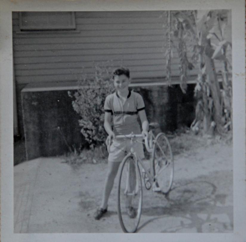 E J Whip Cyclist