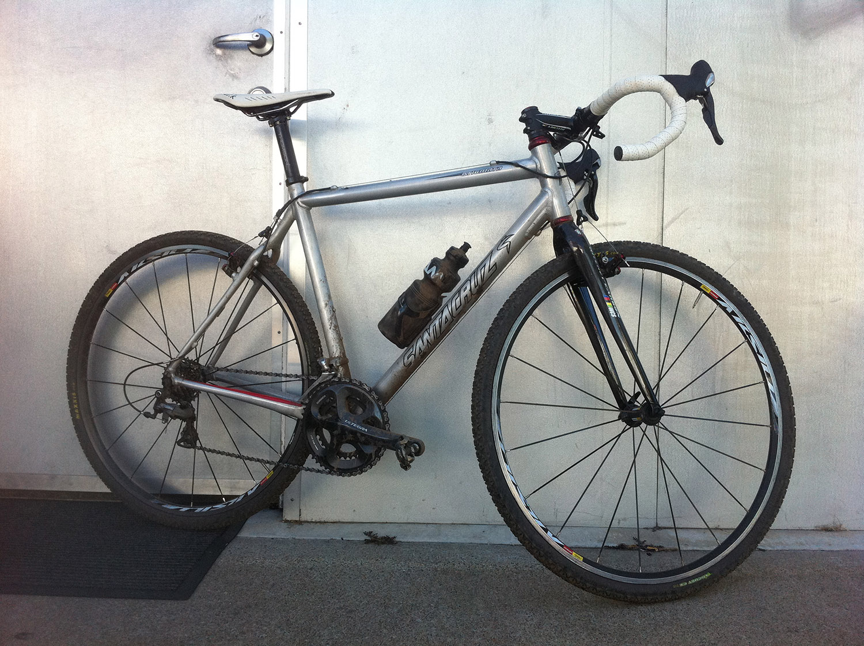 Santa Cruz aluminium alloy Cyclo Cross Hand Made