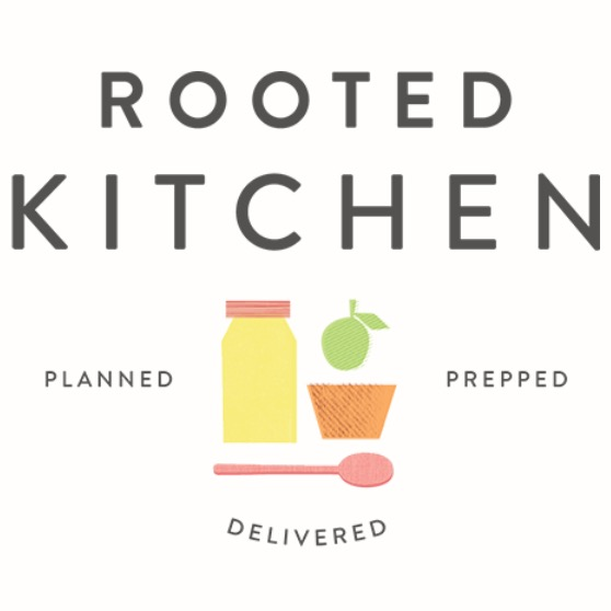 rooted kitchen logo