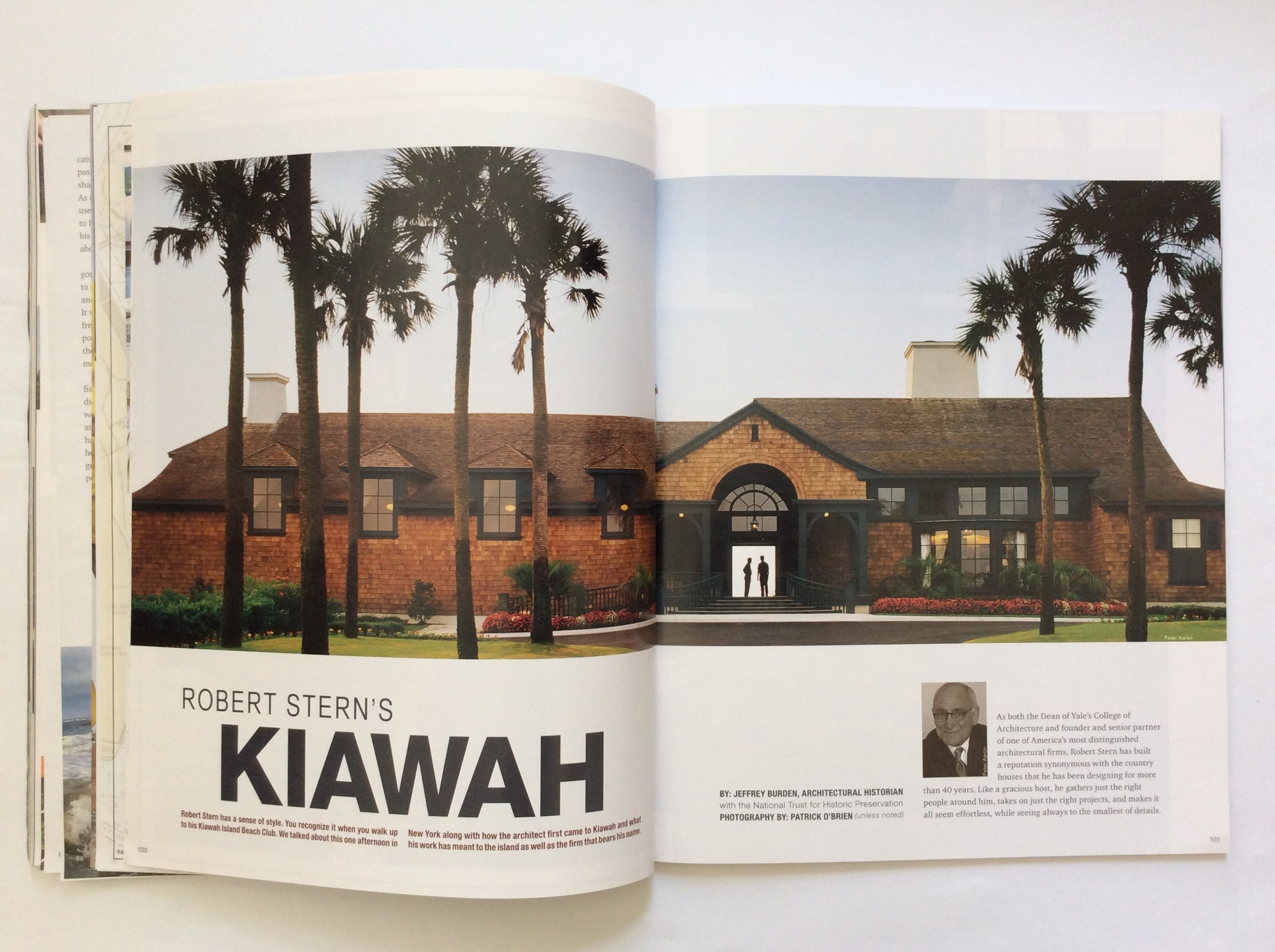 Robert Stern's Kiawah