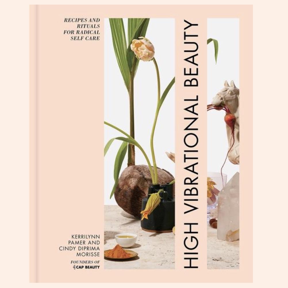 High Vibrational Beauty + Amazon + Literature of Food + Carlye Jane Dougherty