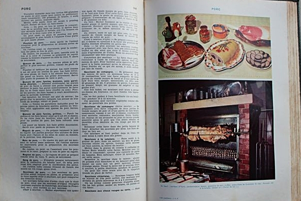 Larousse Gastronomique + Larousse Was Not A Real Chef by Carlye Jane Dougherty 2.jpg