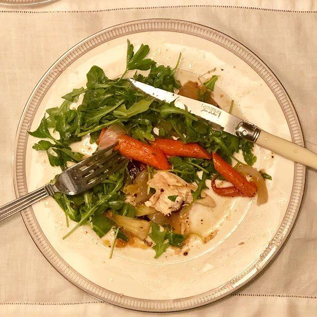 Successful recipe testing on a rainy Sunday night ✨🥕🌱 #sunday #supper #recipe #recipetesting #staytuned