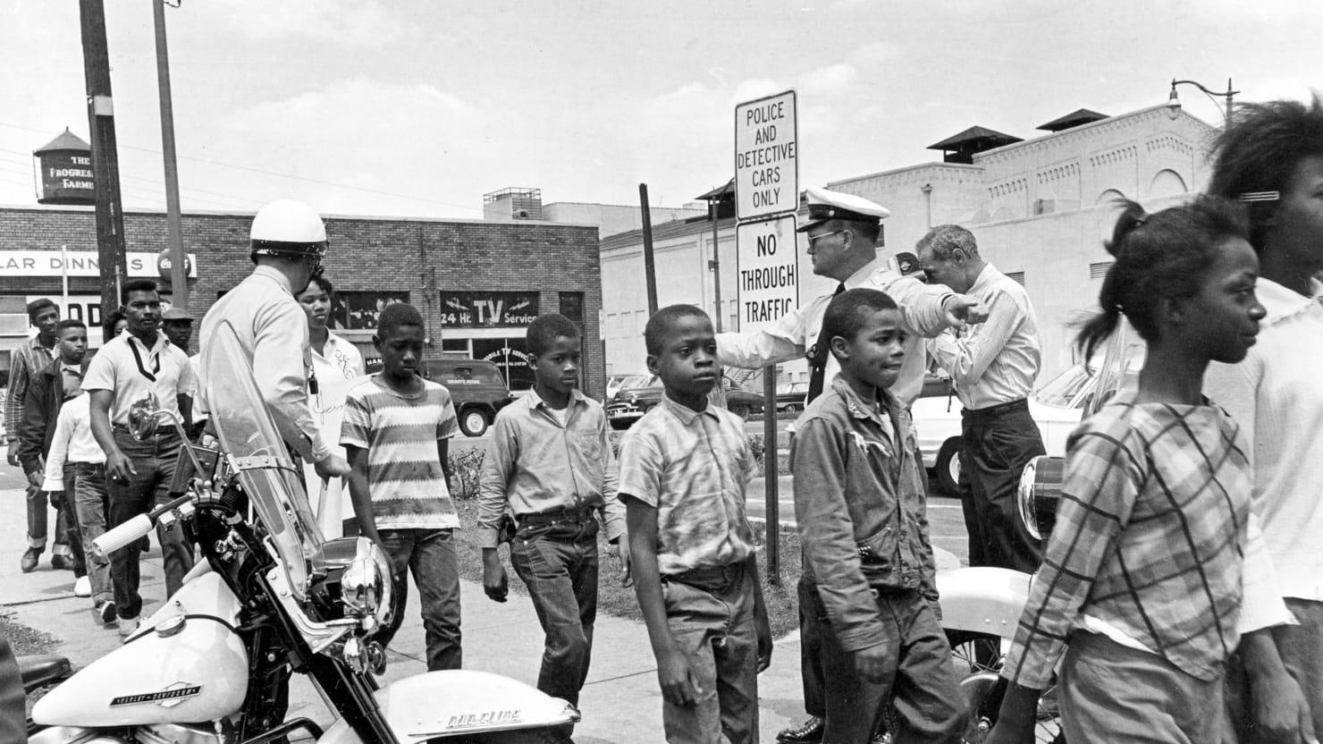 Birmingham - Children Arrested.jpg