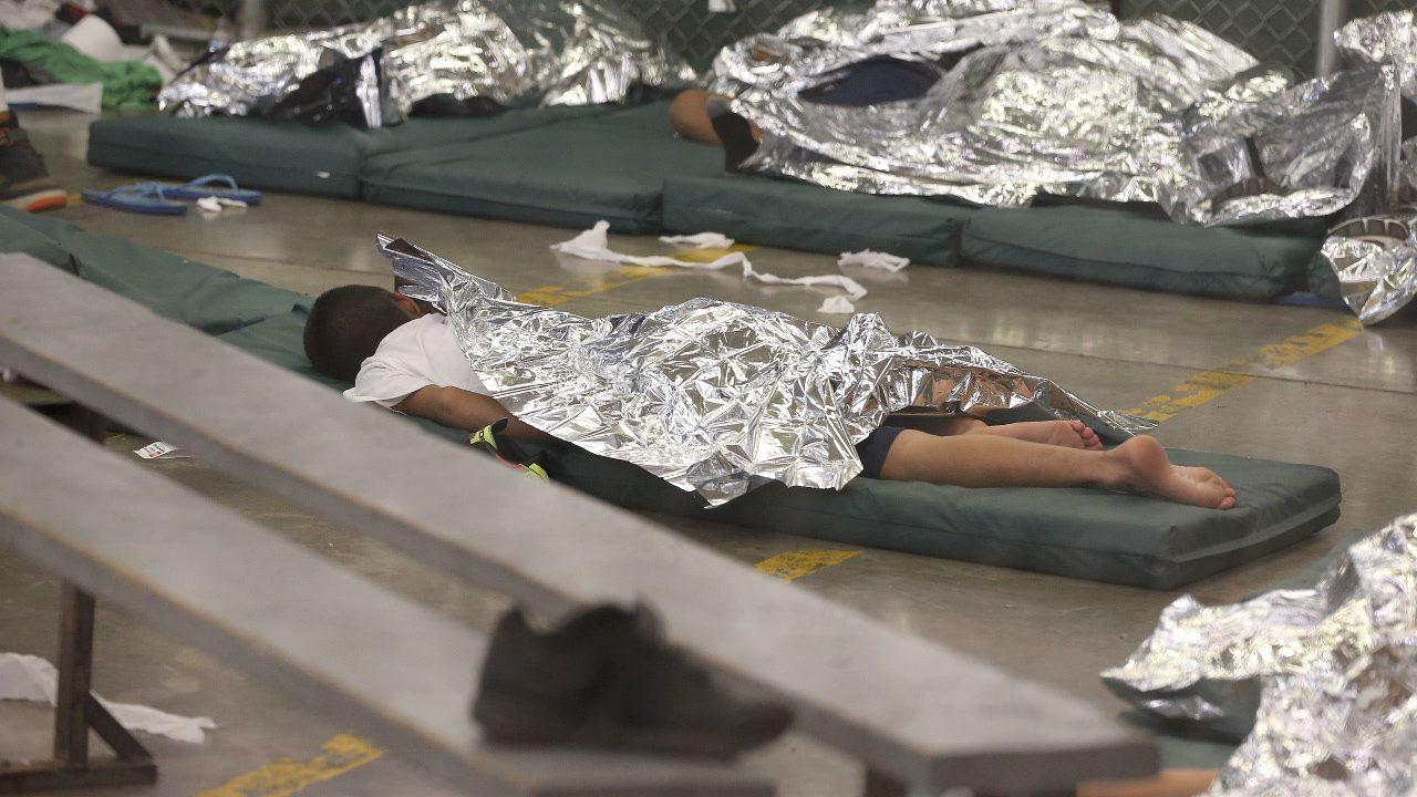 Undocumented Immigrant Detention - children sleeping.jpg