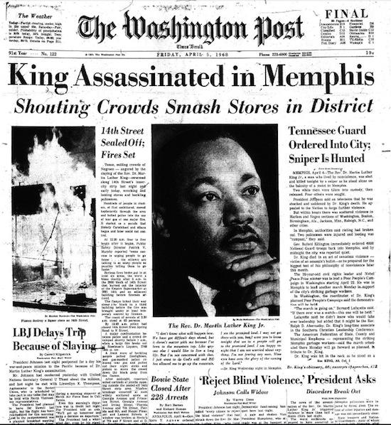 Dr. King Assasinated - WP Headline.jpg