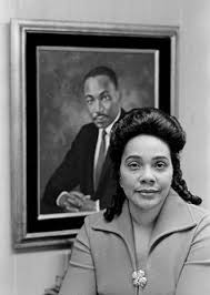 MLK - Coretta with MLK Portrait.jpg