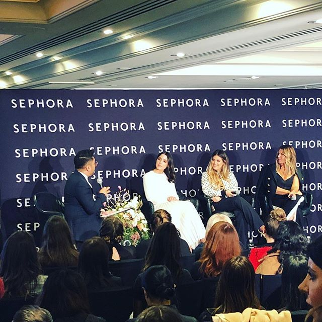 Melbourne's first SEPHORA Speaker Series! #sephoraaustralia #speakerseries #melbourne #sephoraspeakerseries #skincare #skincareblogger #skincarebloggerau #beautybloger #brautybloggerau #beautybloggersau #sephoraaus