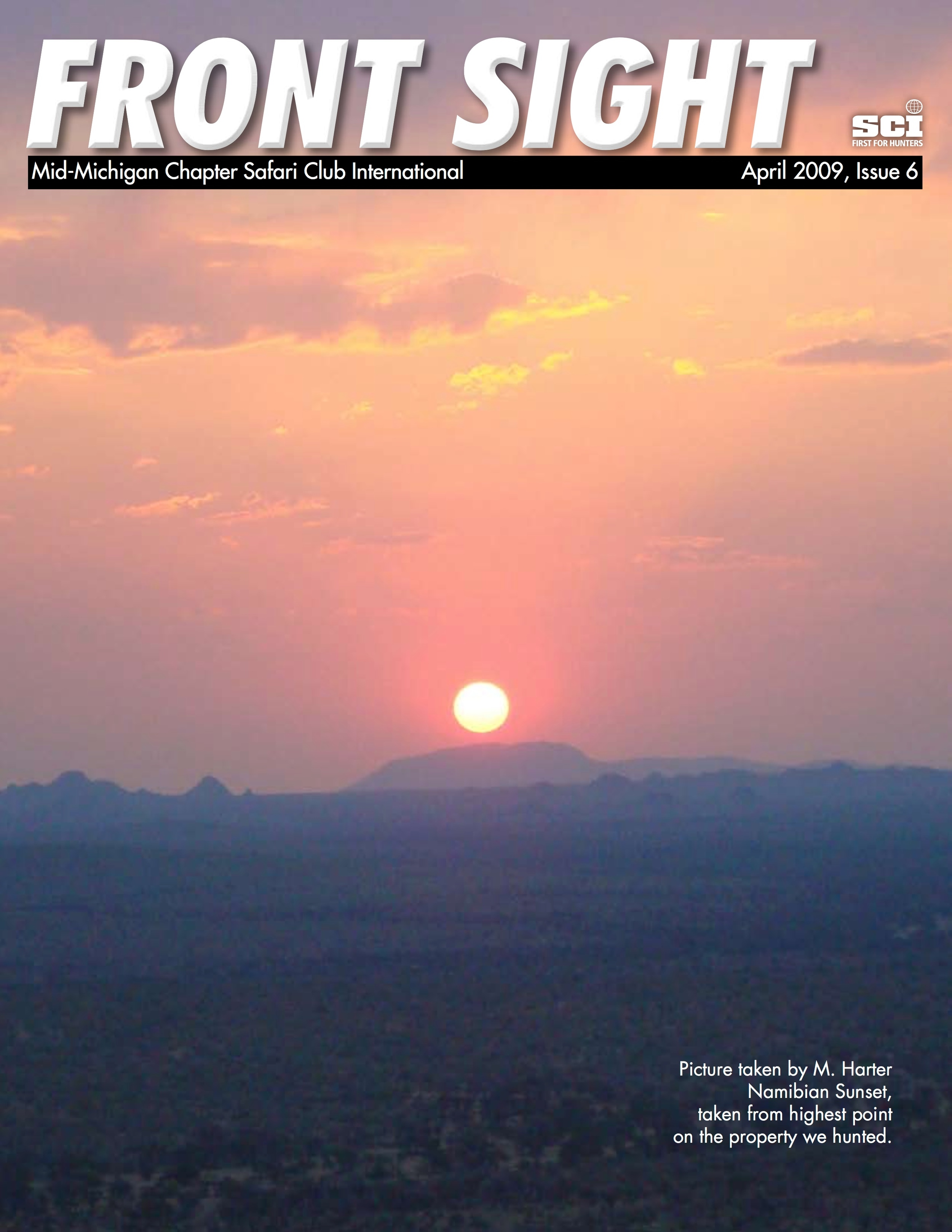 Issue 6, April 2009