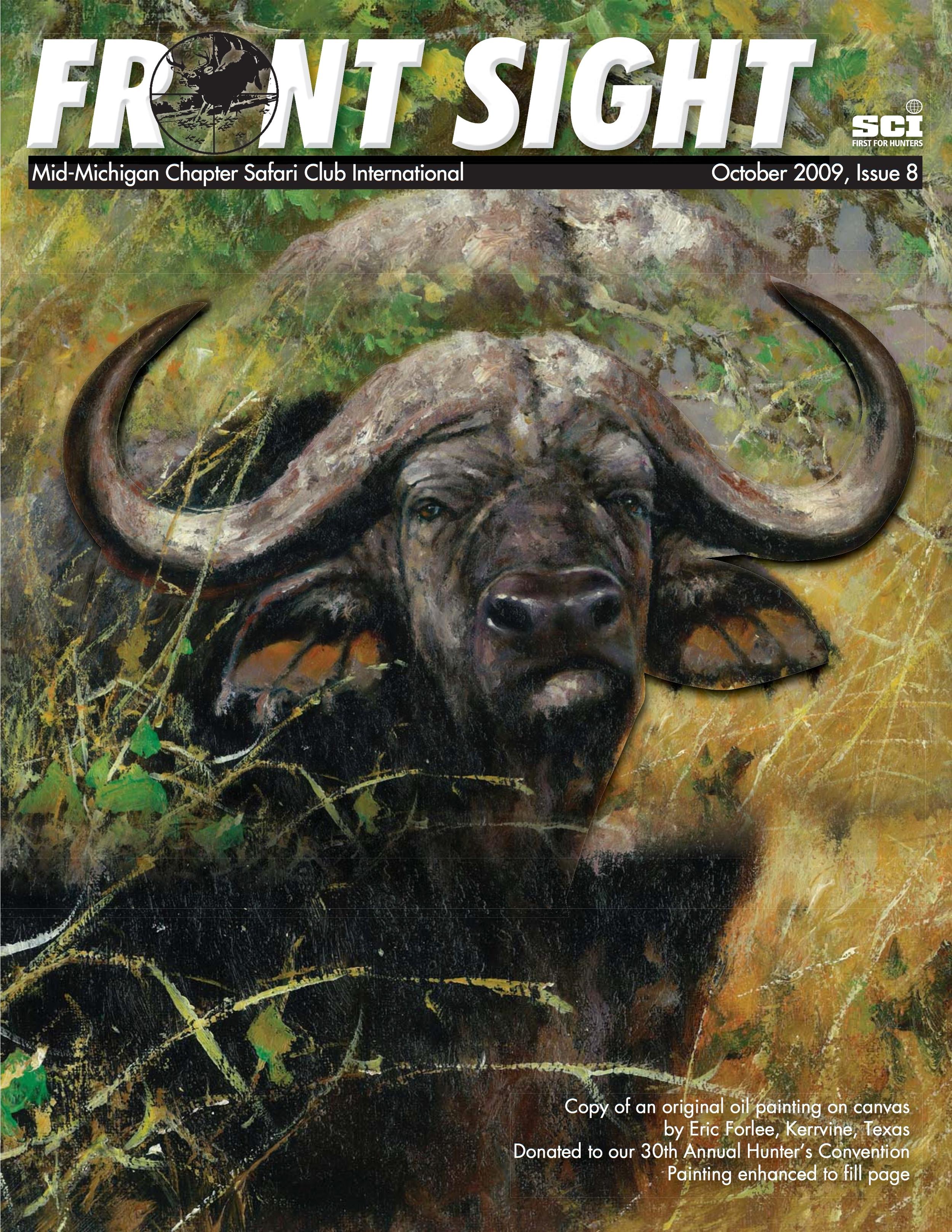 Issue 8, October 2009