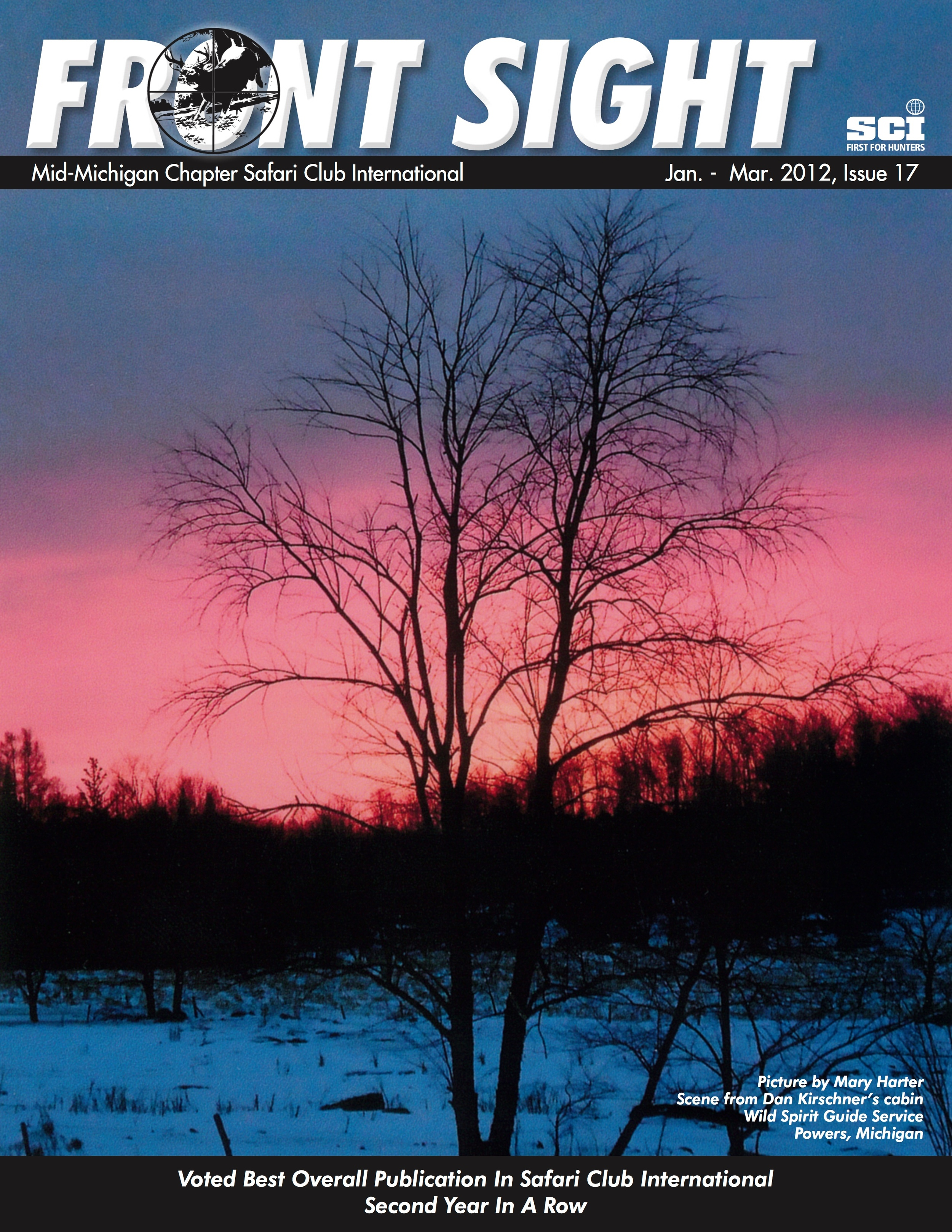 Issue 17, January 2012