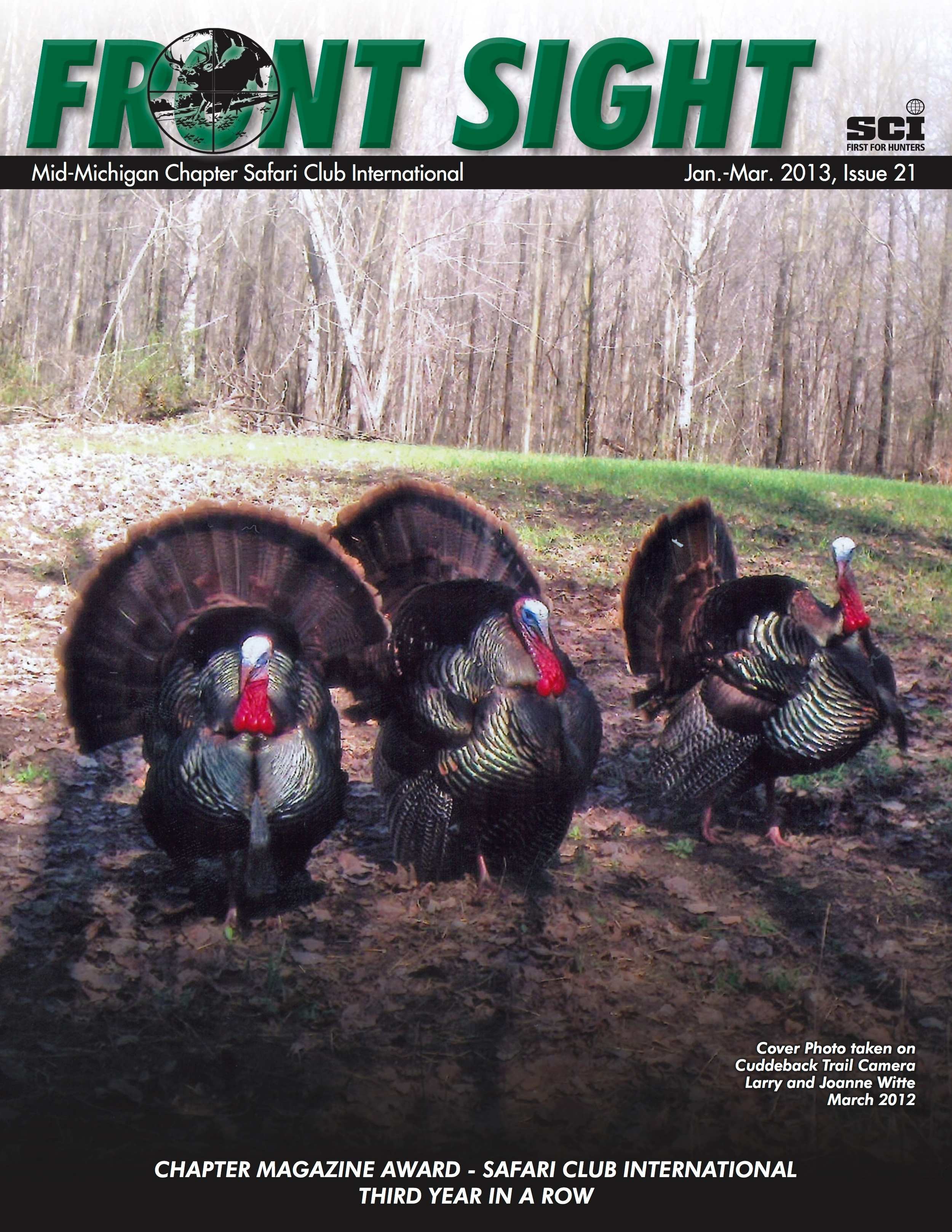 Issue 21, January 2013