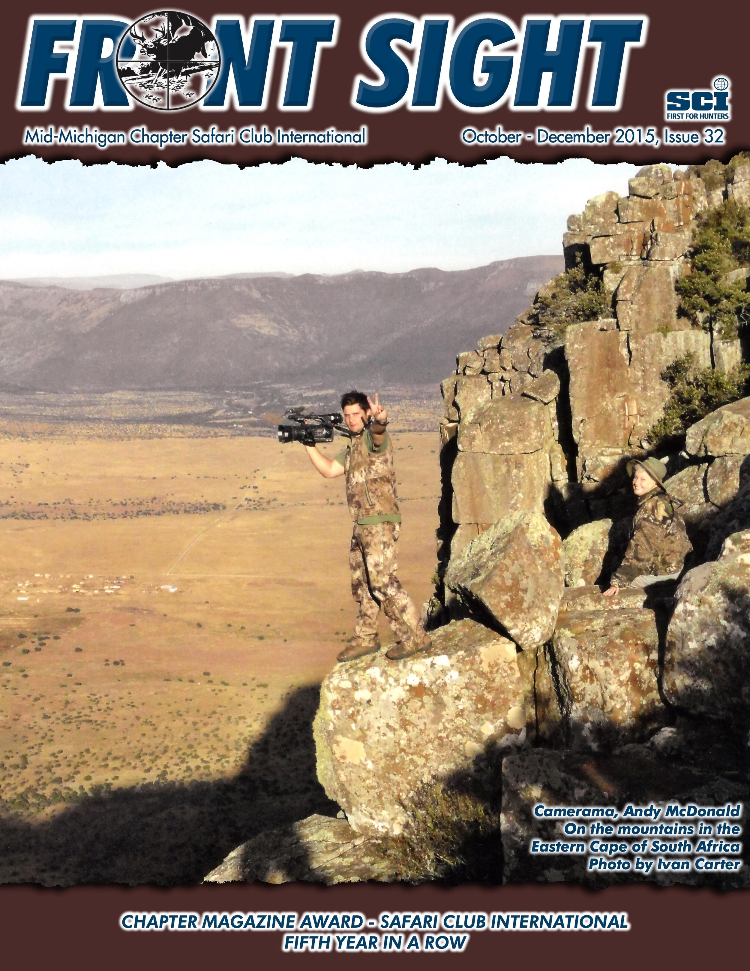 Issue 32, October 2015