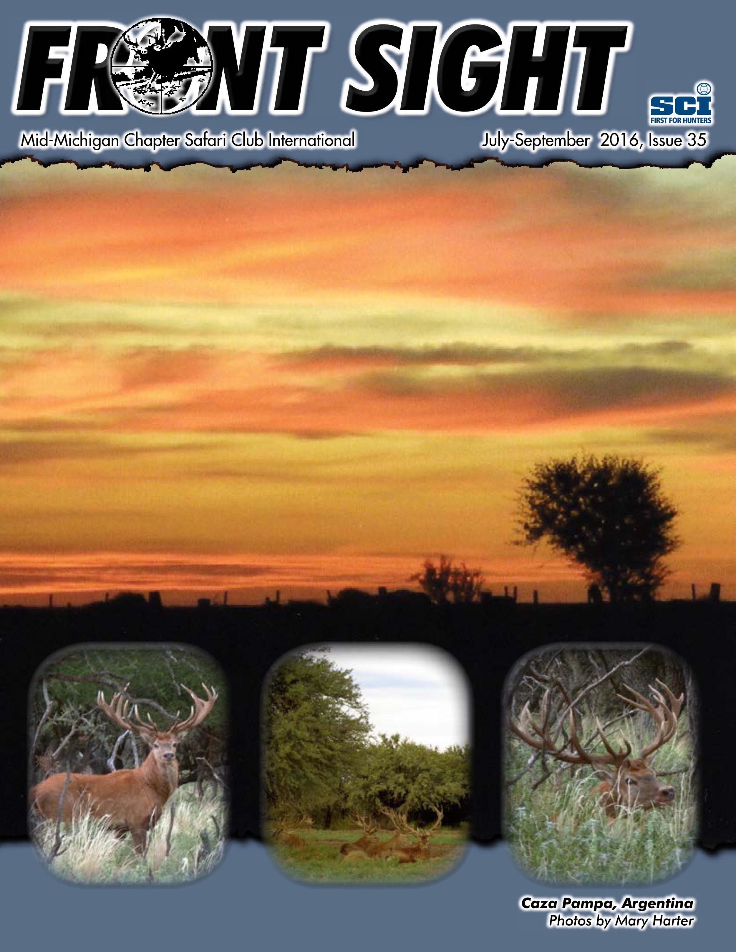Issue 35, July 2016
