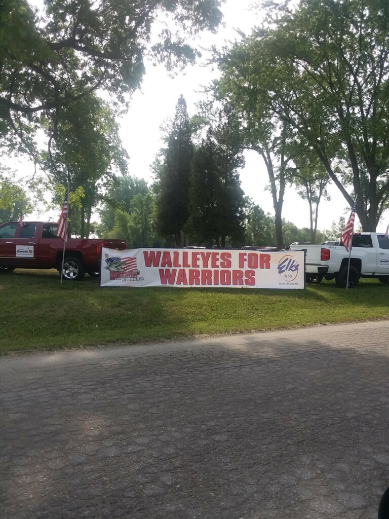 Walleyes For Warriors
