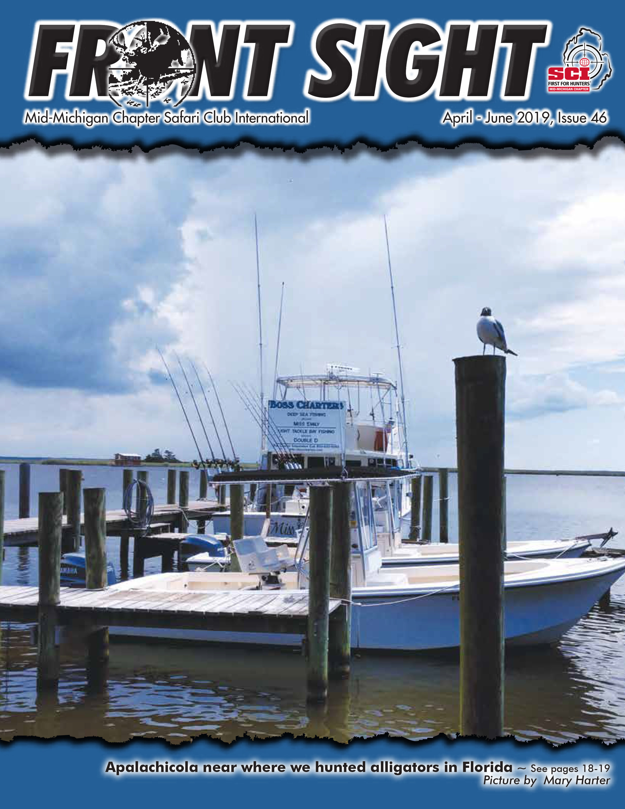 Issue 46, April 2019