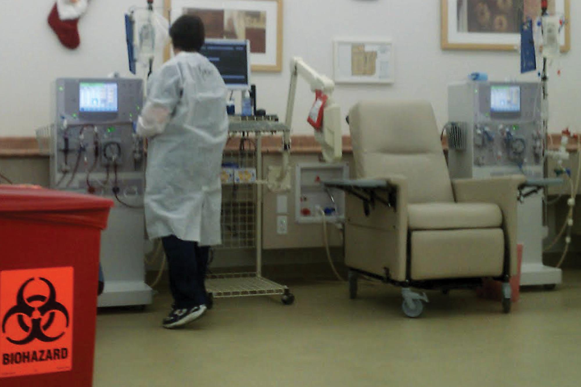 Healthcare: Dialysis: Dialysis Center
