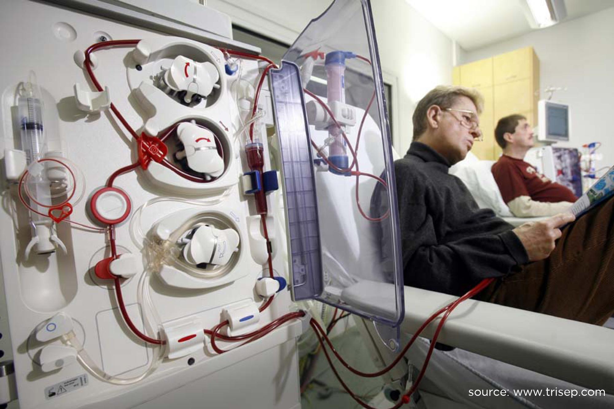 Healthcare: Dialysis: Dialysis Patient