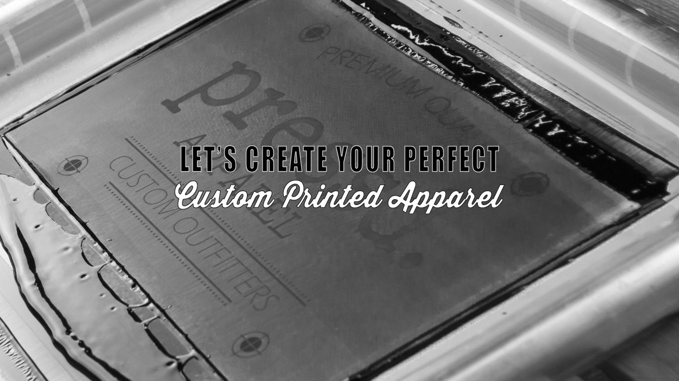 The Perfect Custom Printed Apparel