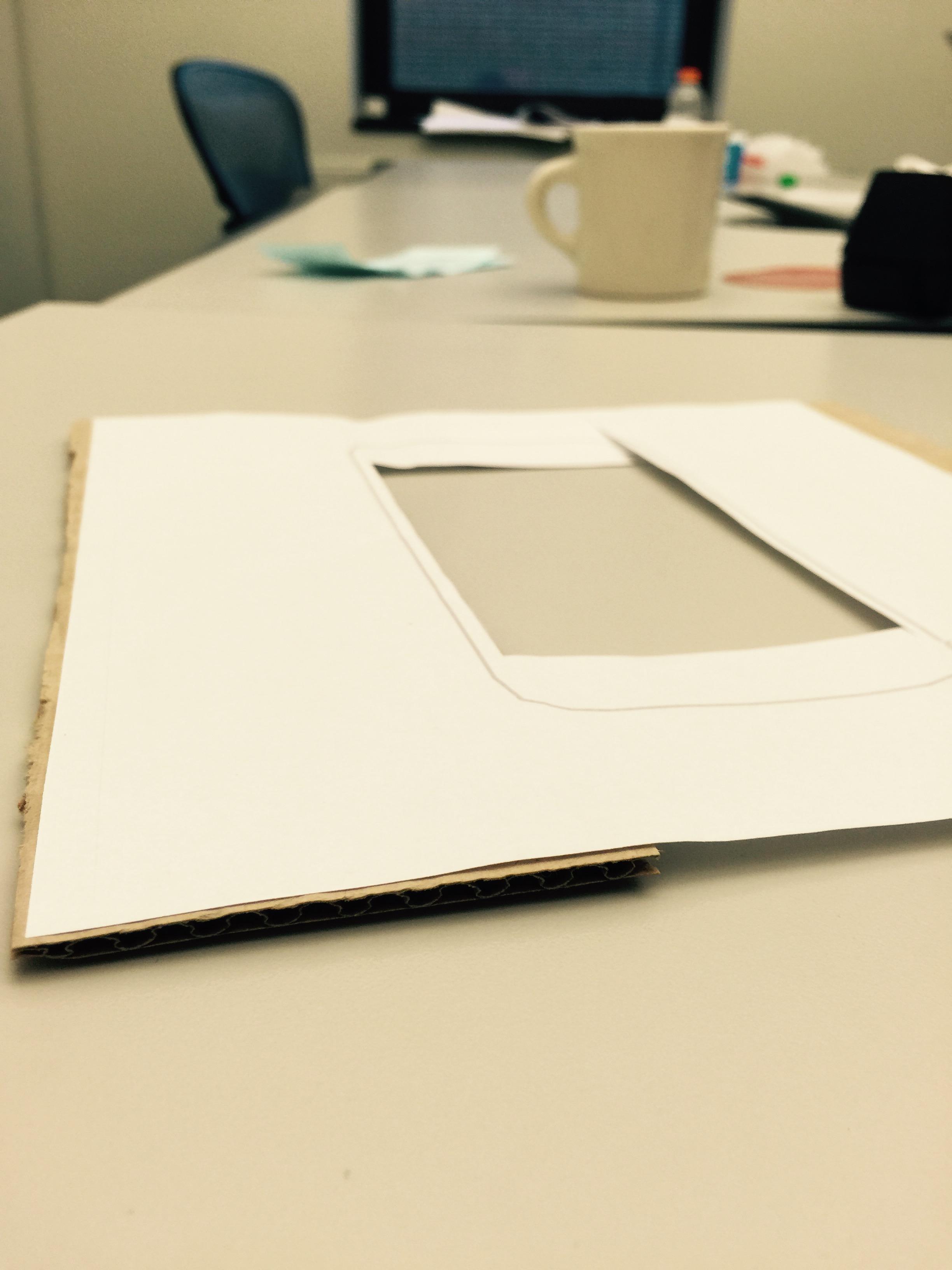 Prototype frame