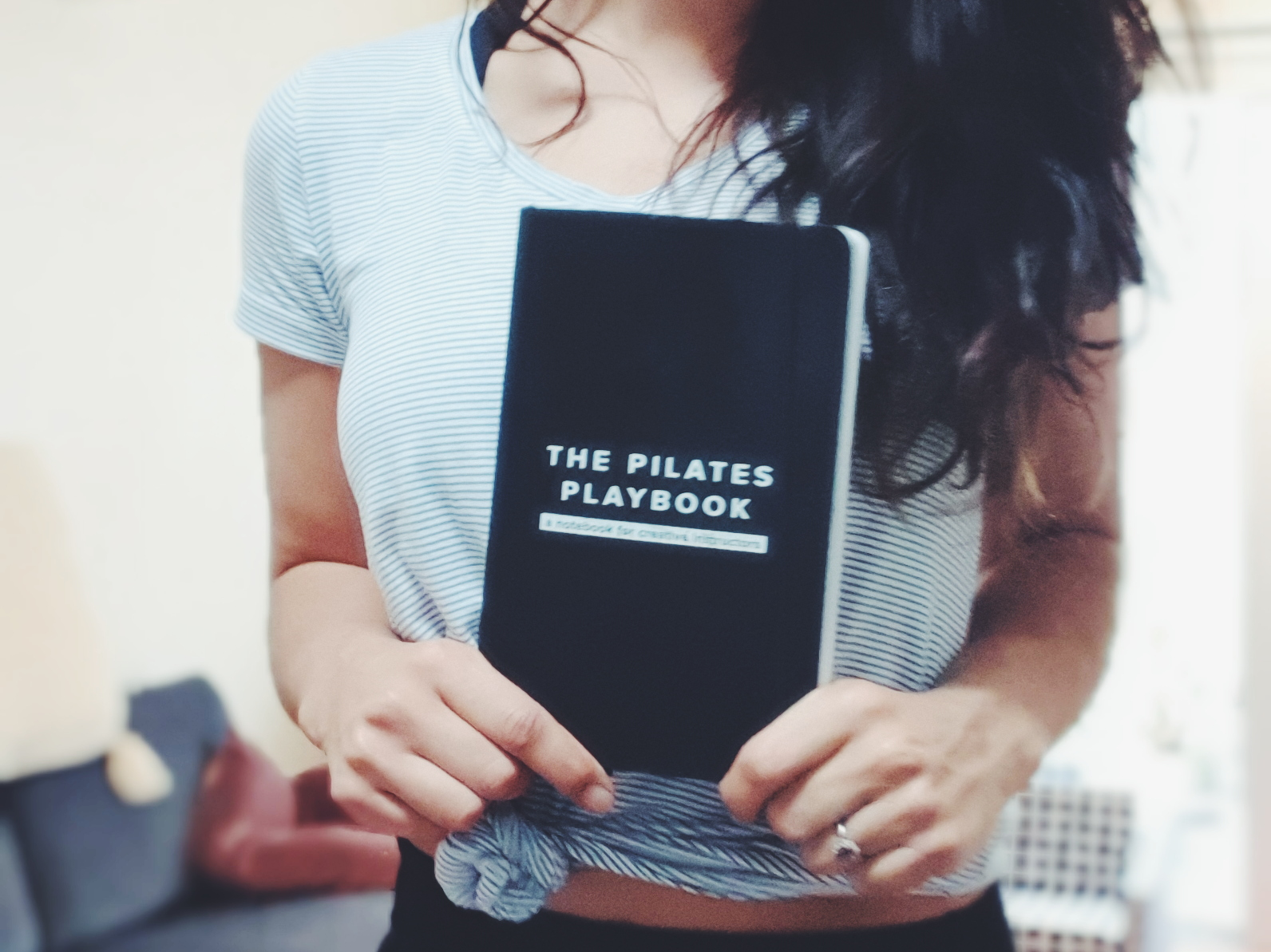 The Pilates Playbook - A class planning tool for Instructors to keep all your  notes in the one place! It also has a self reflection guide at the back to help you figure out your teaching values and philosophy!Click here to purchase!