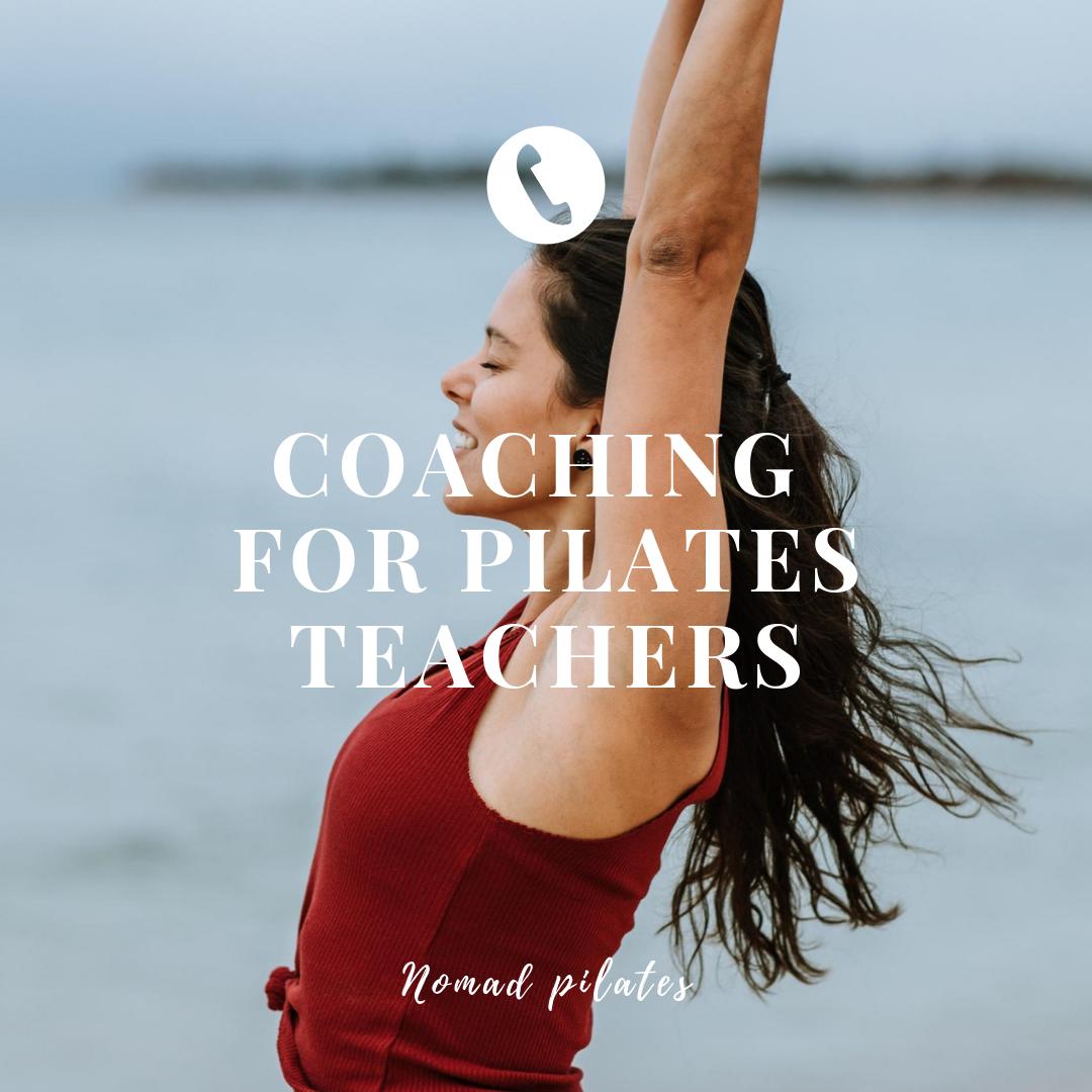Creative Coaching Calls for Pilates Teachers