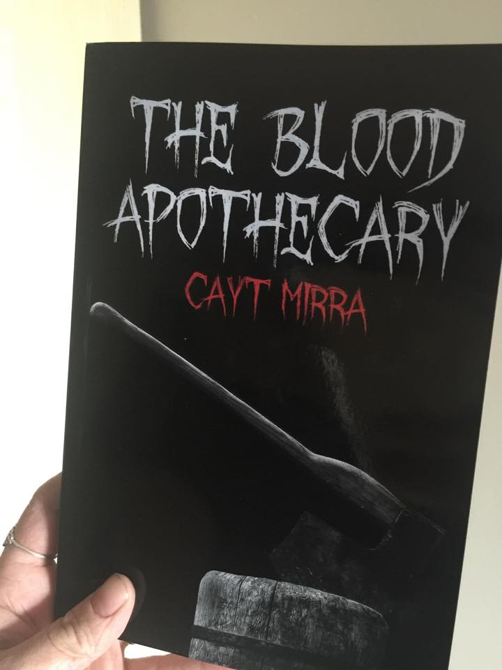 The Blood Apothecary is out now!