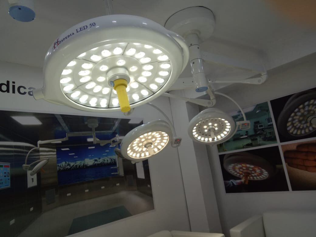 LED 50 Double Dome