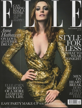 2010-12 Elle UK - Cover.jpg