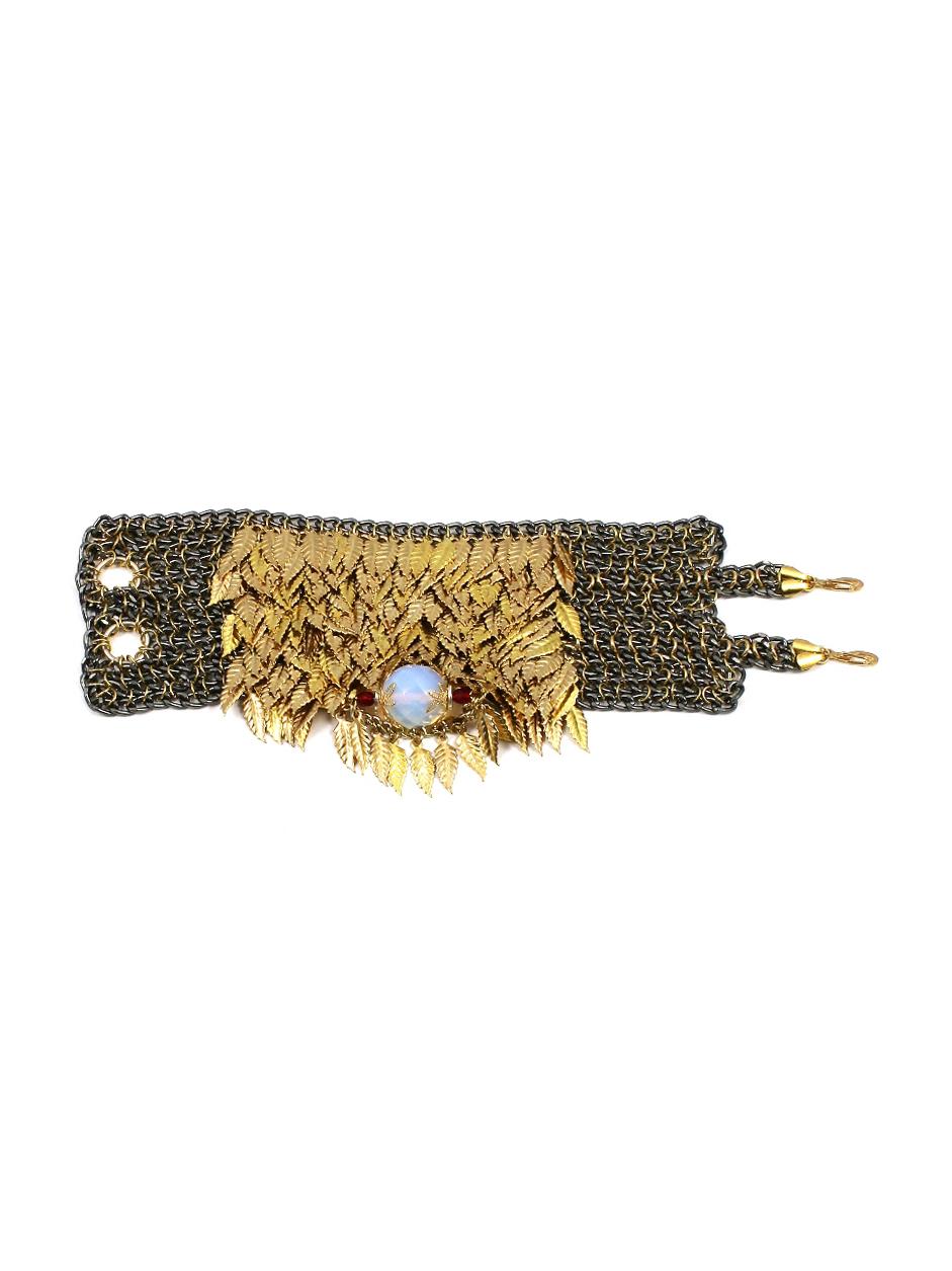 033 Gold Leaf Bracelet.jpg