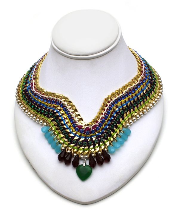 088 Crystal Multicolour Necklace.jpg