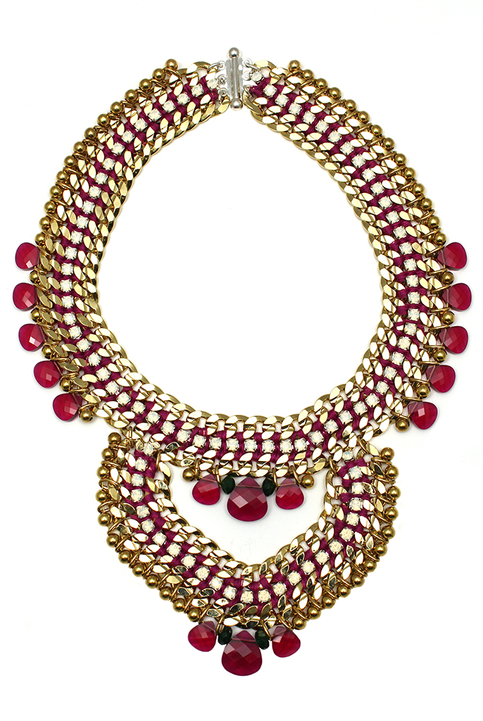 079 Ruby & White Opal Necklace.jpg