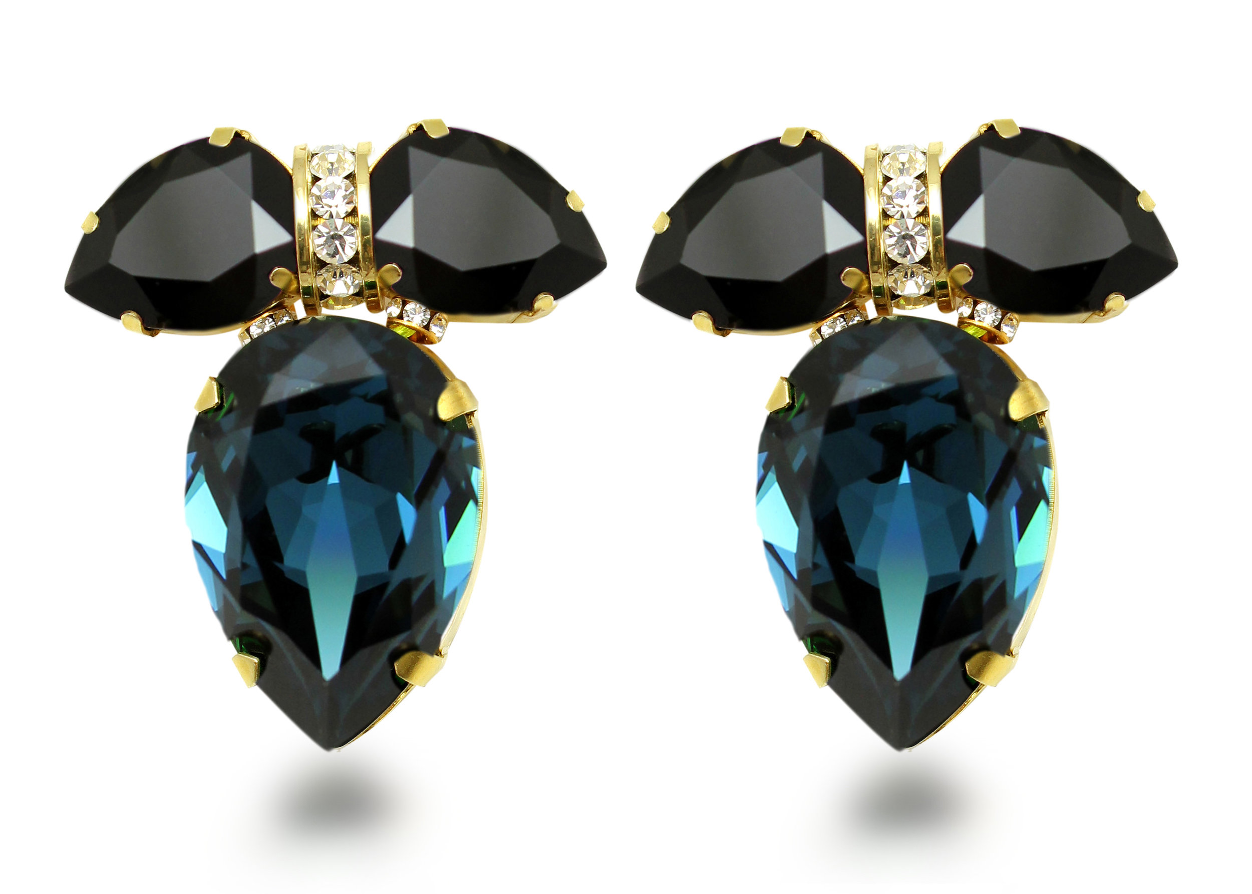 187E-BB Chelsea Earrings Large - Blue_Black.jpg