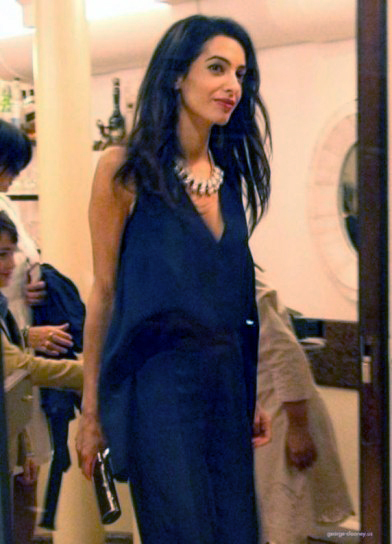 amal in aragon necklace -