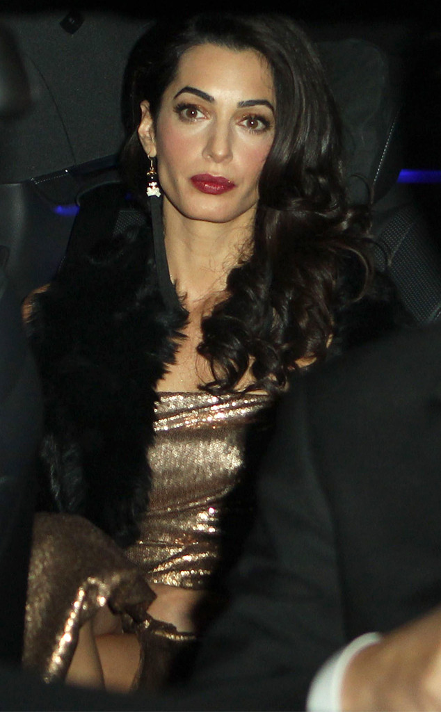 AMAL IN PEARL & TASSEL EARRINGS -