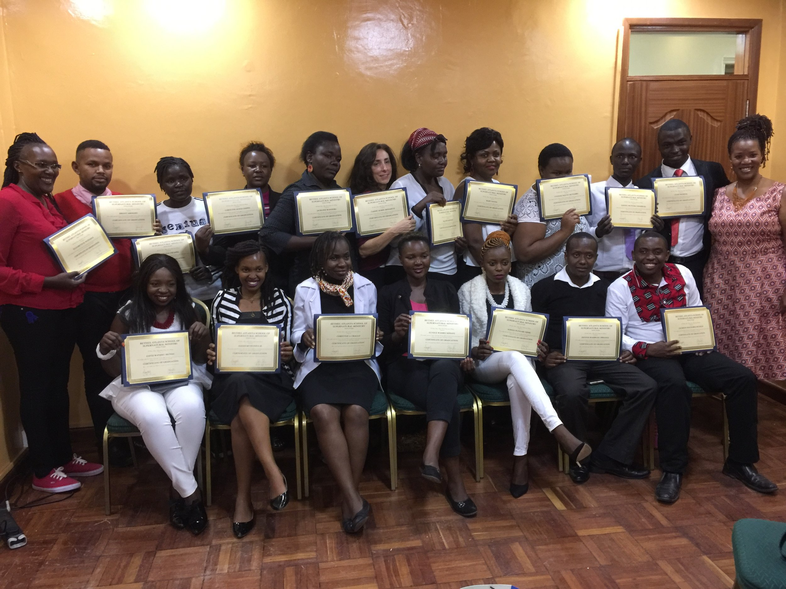 KLA 2017 Graduates