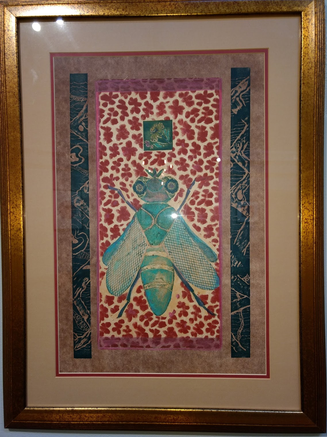 Kendal Resident Ann Lasusa S Work Exhibited At The Art Gallery In Rockefeller State Park Preserve Resident Life At Kendal On Hudson