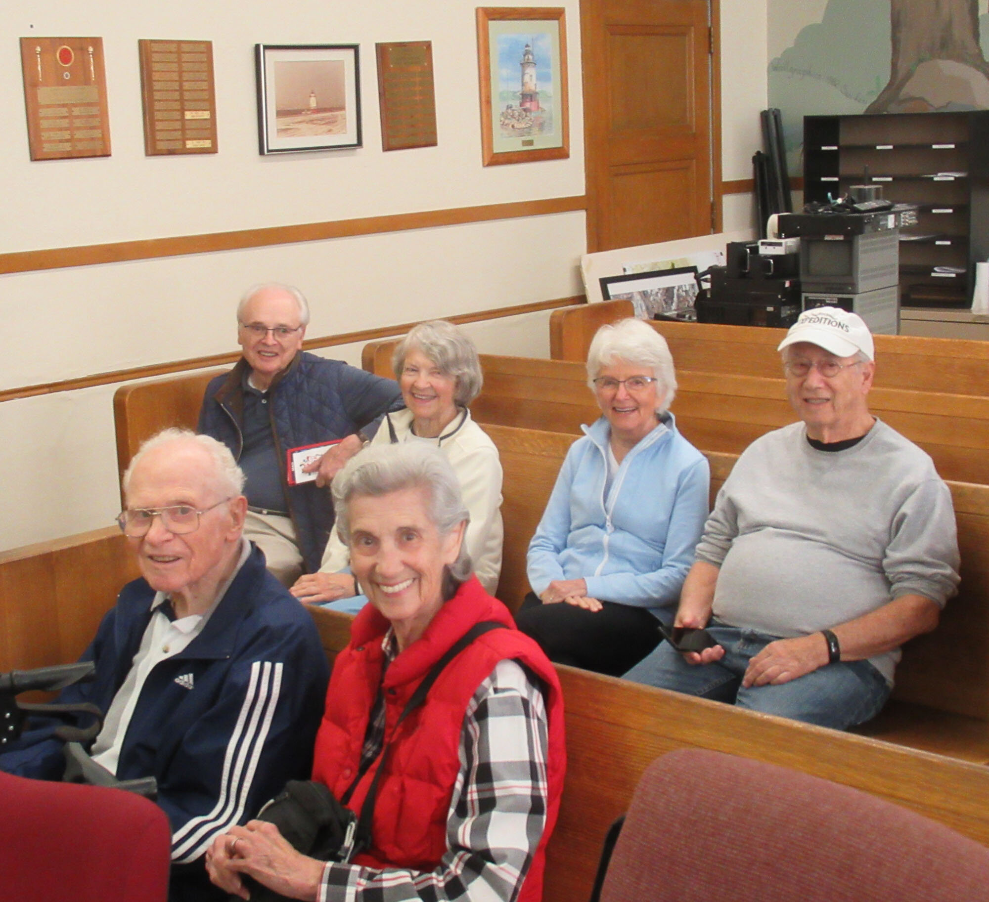 Residents in SH Village Hall .JPG