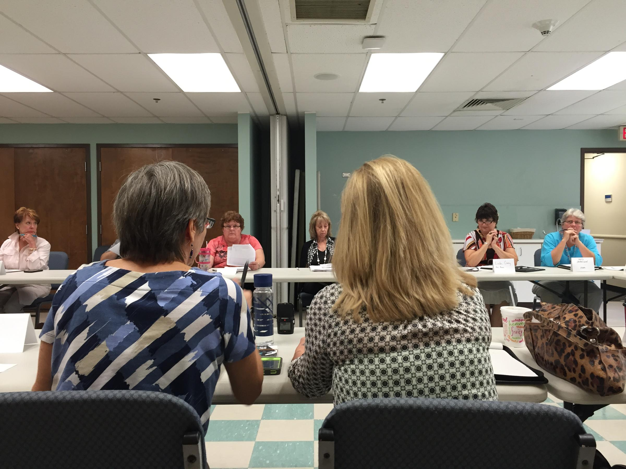 A task force made up of local stakeholders meets in August to discuss fighting opioid use in Manatee County.