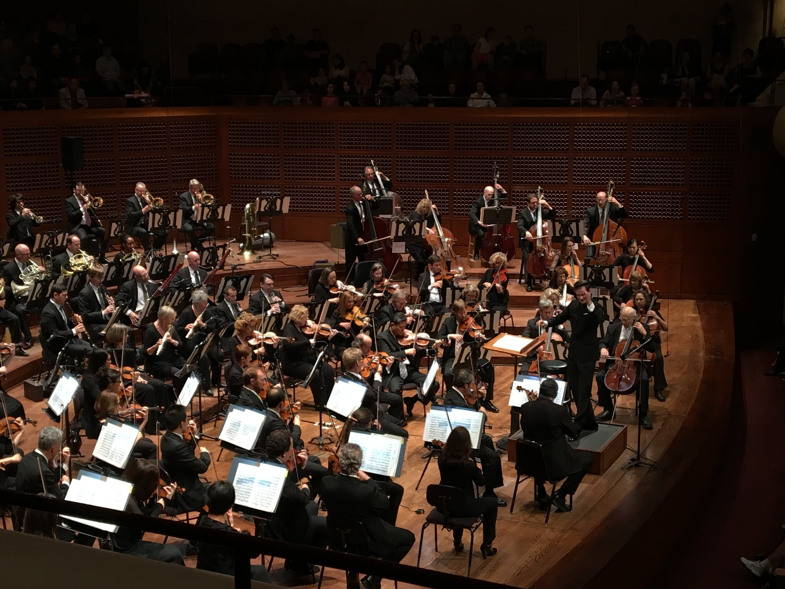 Stravinsky  Firebird  with the San Francisco Symphony Orchestra, Davies Hall