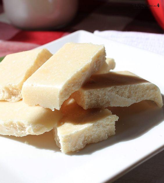Raw Vegan White Chocolate Recipe