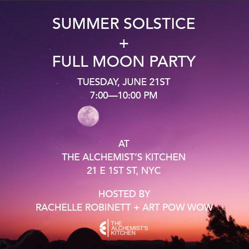 Rachelle Robinett health wellness events new york