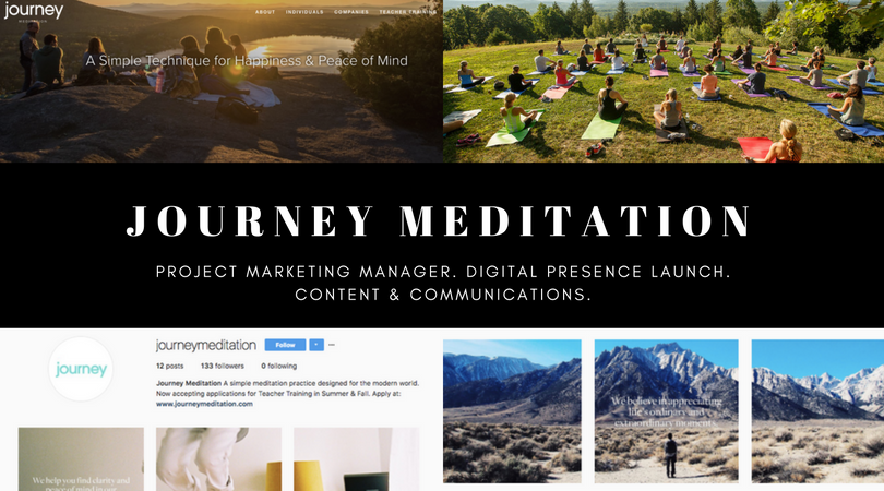 Rachelle Robinett Journey Meditation