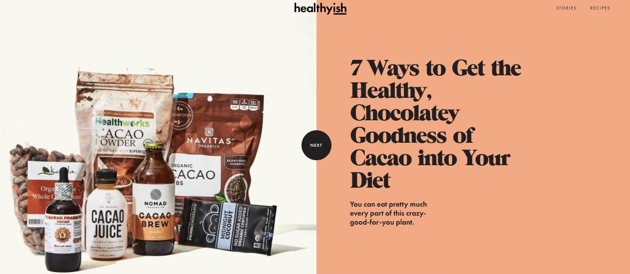 Rachelle Robinett Bon Appetit Healthyish Cacao.png