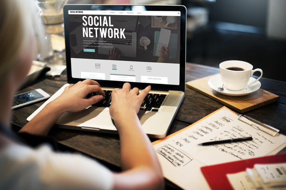 £100 per month social media management