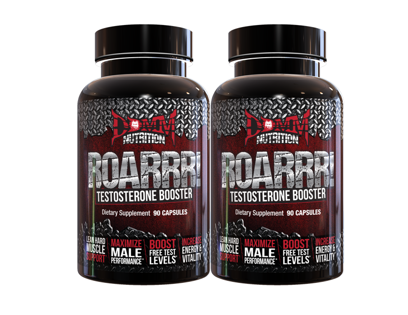 DDMM Nutrition ROARRR Testosterone Booster